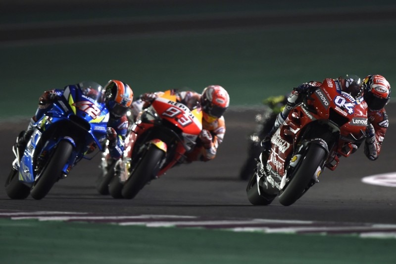 Das sagen Rossi, Marquez und Co. zum umstrittenen Ducati-Bauteil