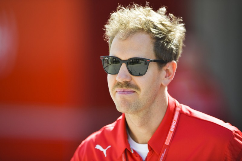 "Sebastian Vettel: ""Favoritenrolle liegt nicht mehr bei uns"""