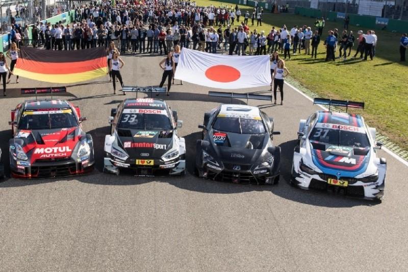 DTM und Super GT: 2019 zwei gemeinsame Veranstaltungen