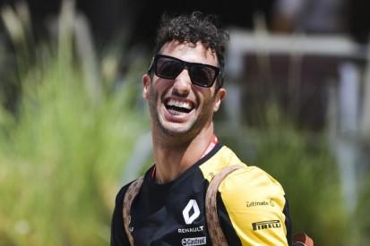 """""""Da helfen die Drogen!"""": Daniel Ricciardo lässt sich gute Laune nicht verderben"""