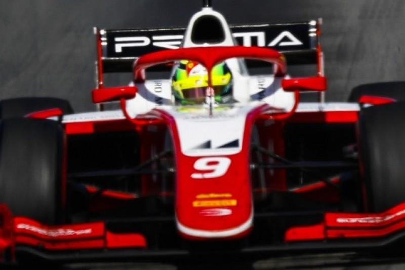 Lob vom Formel-2-Teamchef: Mick Schumacher ist ein Kämpfer
