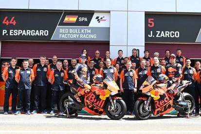 Pol Espargaro: Johann Zarco braucht bei KTM noch Zeit