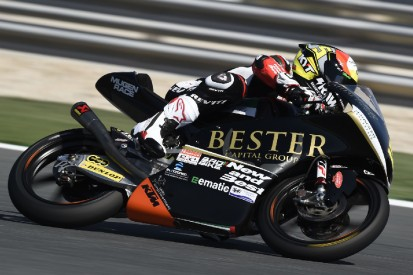 Moto3 Argentinien FT1: Jaume Masia fährt Bestzeit, Romano Fenati Zweiter