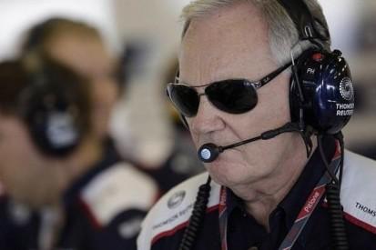 Williams reagiert: Patrick Head kehrt aus dem Ruhestand zurück!