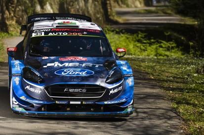 WRC Rallye Frankreich: Elfyn Evans am grünen Tisch wieder in Front
