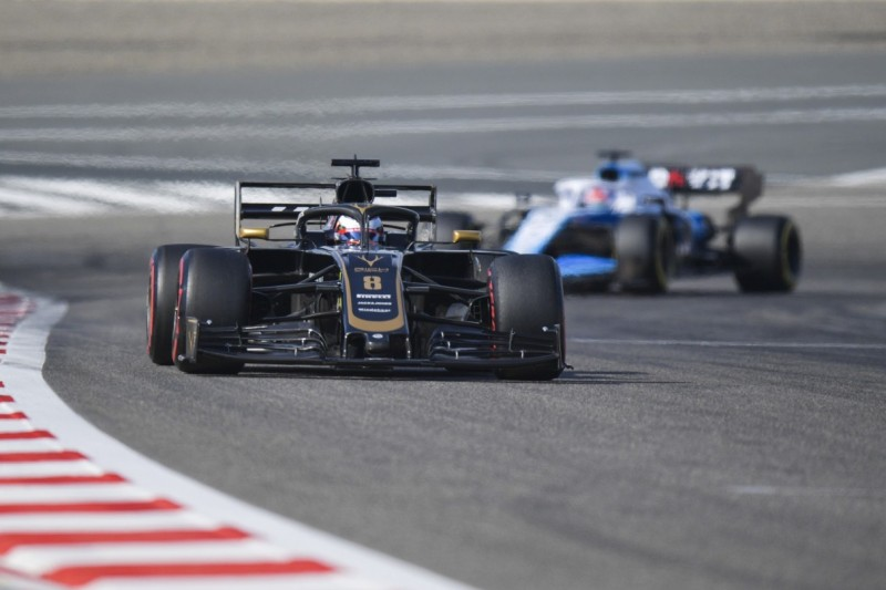 Dreifach-DRS in Sachir: Bahrain könnte wie ein MotoGP-Rennen werden