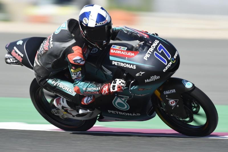 Moto3 Argentinien FT2: John McPhee übernimmt die Spitze, Honda dominiert