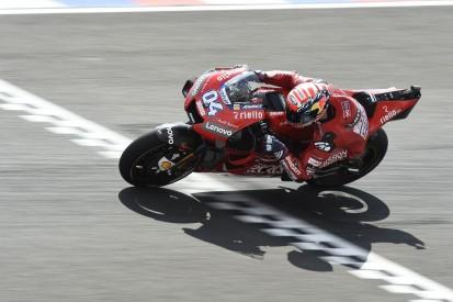 MotoGP Argentinien FT2: Dovizioso in extrem enger Session vorn