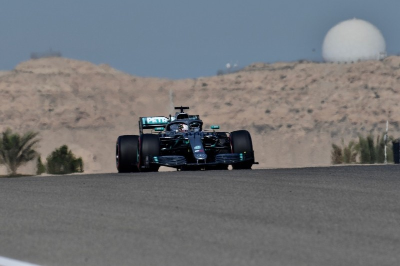 Lewis Hamilton: Freie Trainings in Bahrain sind vergeudet