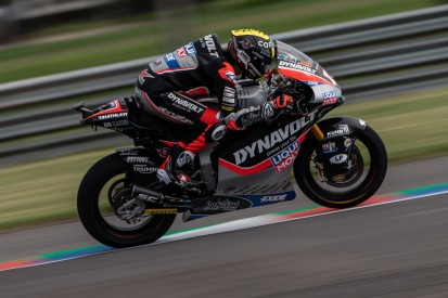 """""""Die Basis stimmt"""": Tom Lüthi fährt in Argentinien Moto2-Freitagsbestzeit"""