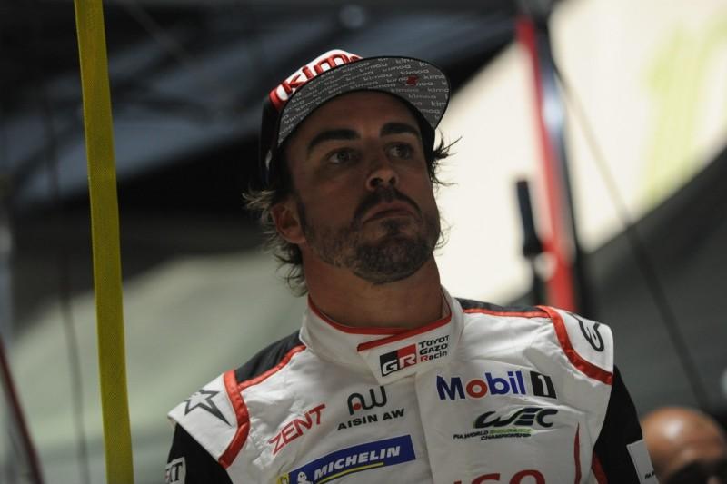 Alonso und der WEC-Verbleib: Jetzt ist es schon ein Fragezeichen