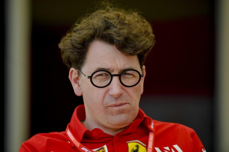Binotto dementiert: Ferrari hatte in Australien keine Kühlprobleme