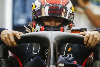 Red Bull verteidigt Gasly, aber: Reifenverschleiß zu hoch