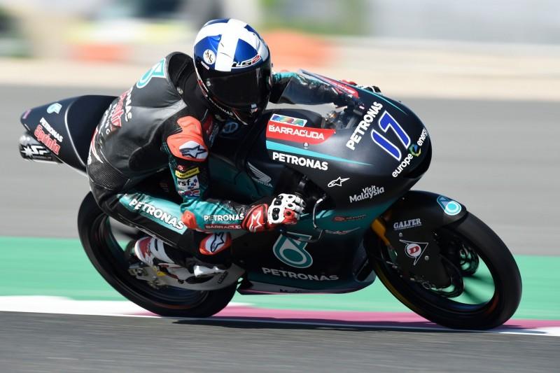Moto3 Argentinien FT3: McPhee Schnellster, Honda dominiert Top 10
