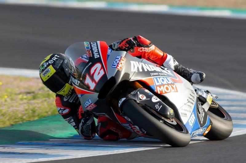 Moto2 Argentinien FT3: Gardner knapp vorn, Lüthi und Schrötter direkt in Q2
