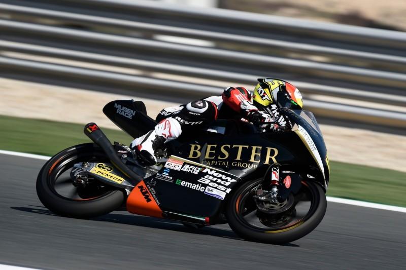 Moto3 Argentinien Qualifying: Masia sichert sich seine erste Pole