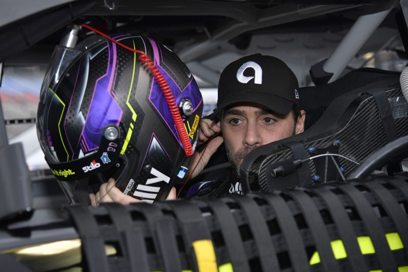 Erneute Quali-Blamage für NASCAR und Johnson erstmals seit 2016 auf Pole