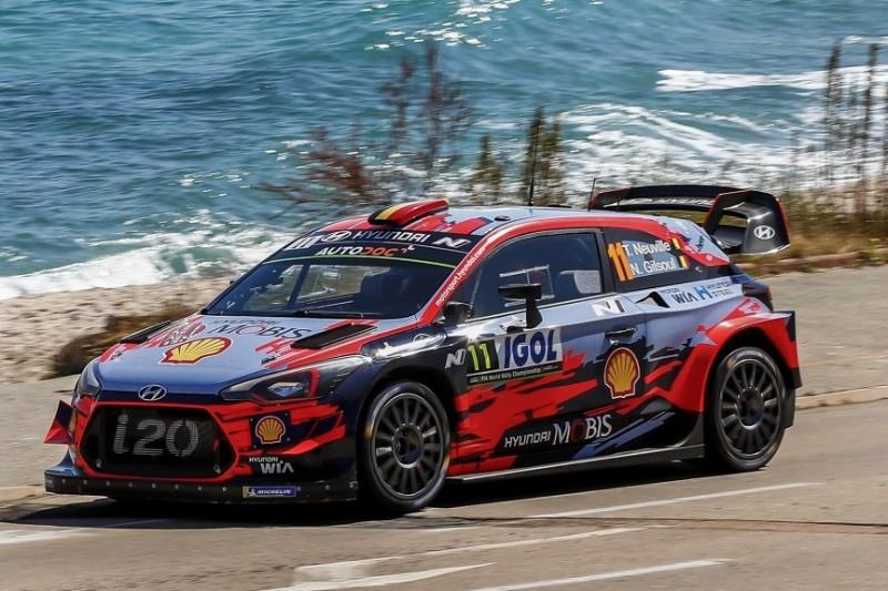 WRC Rallye Frankreich: Neuville und Evans kämpfen um den Sieg