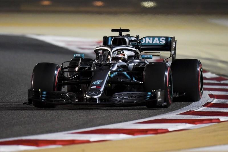 Bahrain-Ernüchterung bei Mercedes: Plötzlich fehlt es an Topspeed