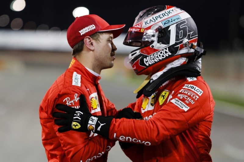 Erst sauer, dann erleichtert: Wieso Vettel mit der Niederlage leben kann