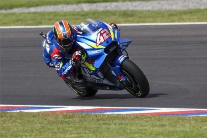 Suzuki: Rins und Mir nach schwachem Qualifying trotzdem optimistisch