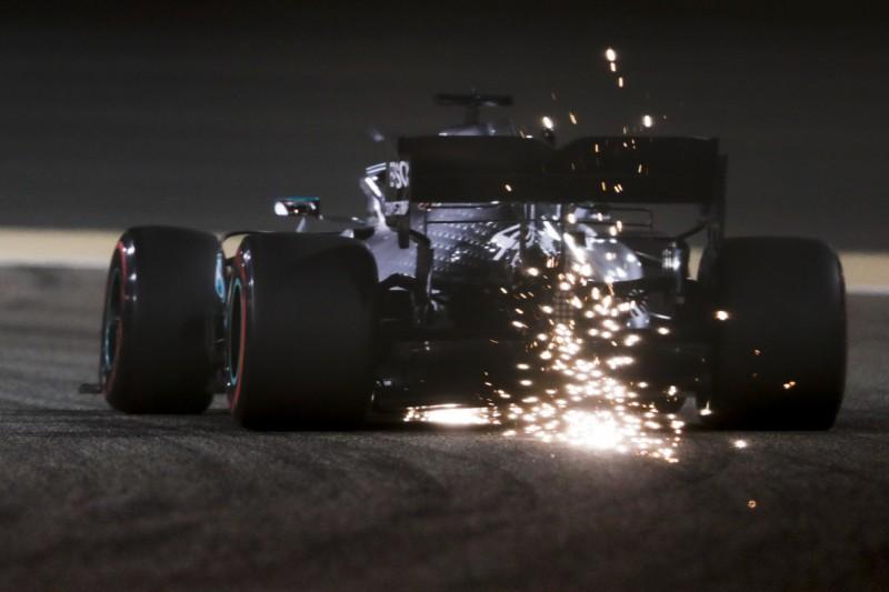 Warum Lewis Hamilton nach P3 immer noch guter Dinge ist