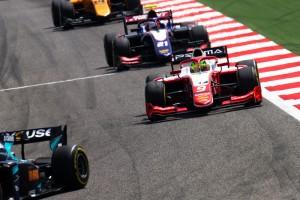 Keine Chance auf den Sieg: Schumacher Sechster in Bahrain