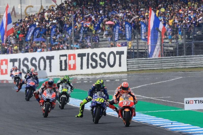 Anzeige: Warum sich ein Besuch bei MotoGP 2019 in Thailand lohnt