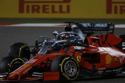 """""""Es tut mir leid"""": Sebastian Vettel entschuldigt sich für Dreher"""