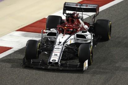Kimi Räikkönen auf P7: Defizit in langsamen Kurven