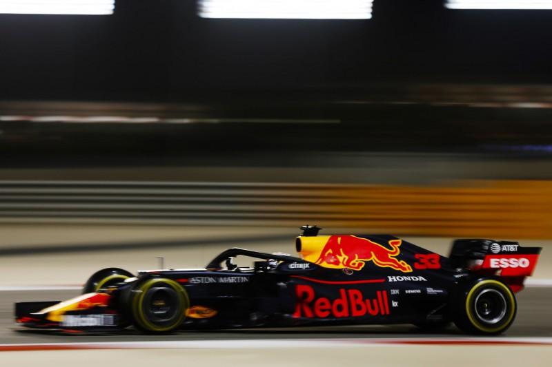 Rätselraten bei Red Bull in Bahrain: Vom Winde verweht?