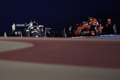 Sorgen ums Getriebe: Auch Lewis Hamilton musste zittern
