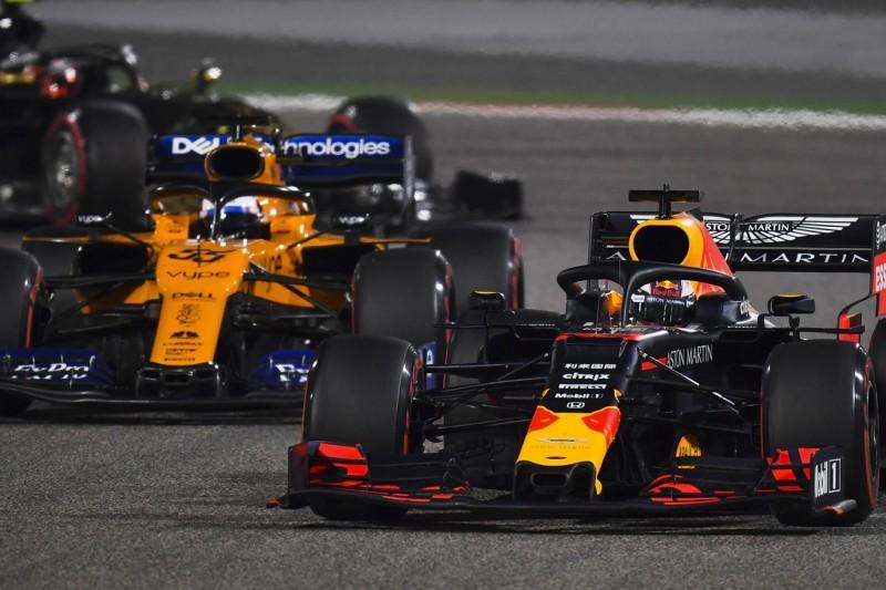 "McLaren: Verstappen ""hätte zurückstecken müssen"""