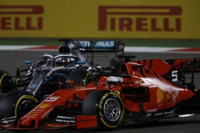 Nach erneutem Dreher: Hamilton nimmt Vettel in Schutz