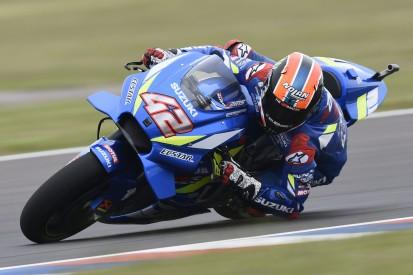 Suzuki in Argentinien: Alex Rins zeigt Aufholjagd wie Valentino Rossi in Katar