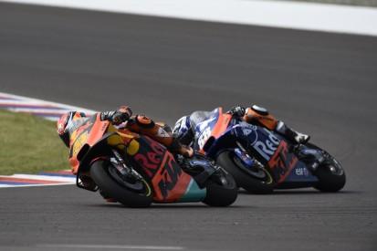 KTM: Pol Espargaro in Termas fast von Miguel Oliveira düpiert