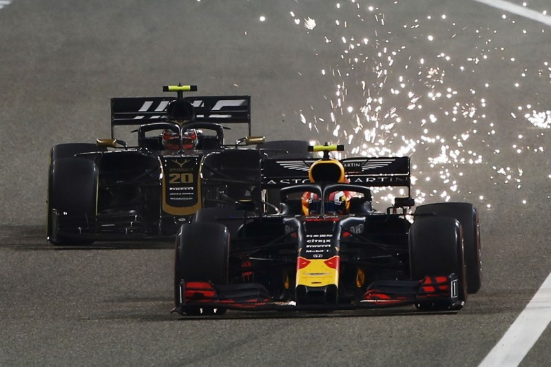 Red Bull: Noch keine Angst vor Haas & Co.