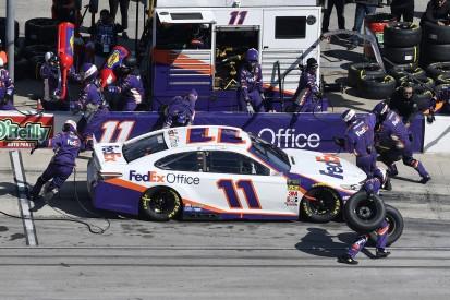 """""""Unkontrollierter Reifen"""" beim Boxenstopp: Ist NASCAR zu penibel?"""