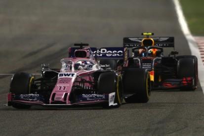 Sergio Perez: Bahrain hoffentlich Tiefpunkt von Racing Point