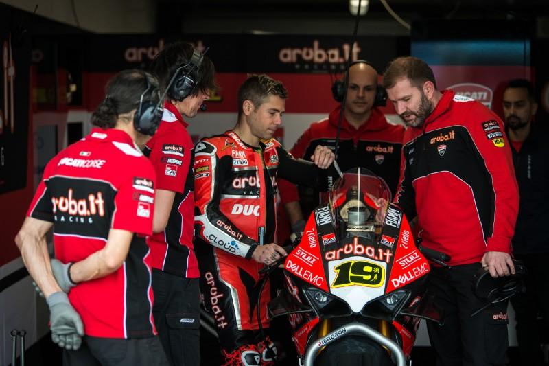 Ducati-Topspeed: Wie Reiterberger und Cortese die Situation einschätzen