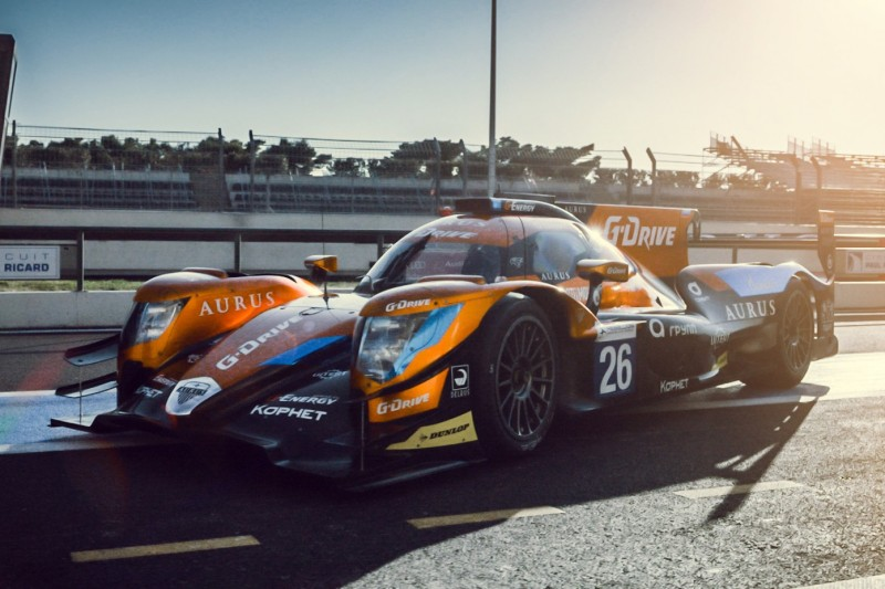 G-Drive Racing bringt russische Luxusmarke Aurus nach Le Mans