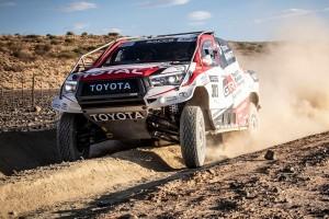 """Dakar-Sieger Nasser Al-Attiyah: """"Alonso kann für die Dakar 2020 bereit sein"""""""