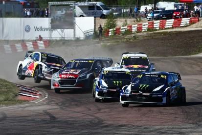 Projekt E: WRX-Promoter IMG treibt Elektro-Rallycross nun selbst voran