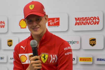 """Mick Schumacher im Ferrari: """"Fühlte mich wie zu Hause"""""""