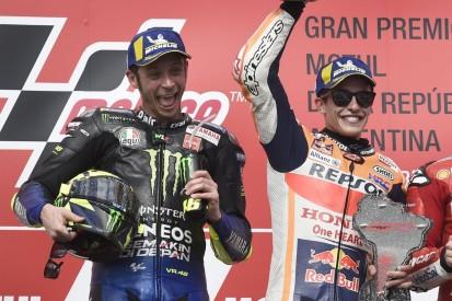 """Marquez über Rossi-Handshake: """"Können uns gegenseitig respektieren"""""""