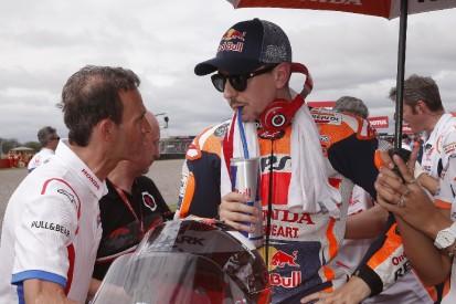 Honda-Teammanager: Lob für Marquez, Geduldsprobe bei Lorenzo
