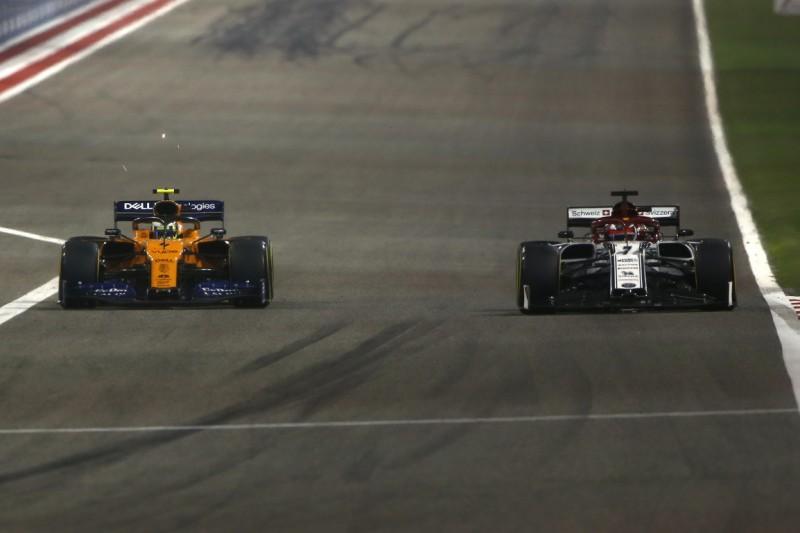 Kimi Räikkönen: Hinterherfahren durch neues Reglement einfacher