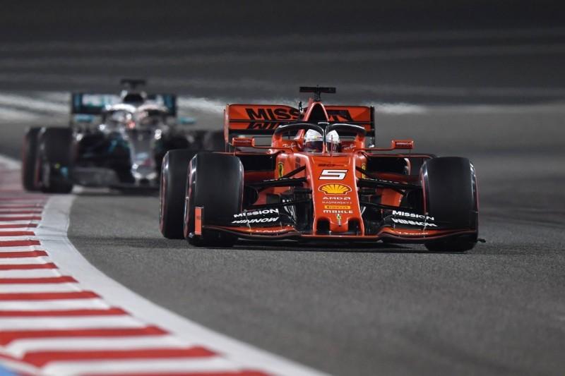 Lewis Hamilton: Mercedes hat nicht geblufft, ganz ehrlich