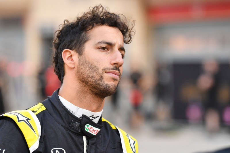 An diesen Details scheitert Daniel Ricciardo im Renault