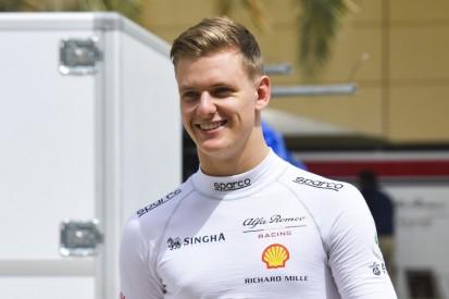 """Mick Schumacher mit """"viel Spaß"""" bei den Tests: Bald die nächste Chance?"""